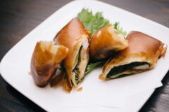 油っこくない新感覚のうまうま創作中華「ドラゴン厨房」