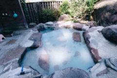 たった500円で貸し切り露天風呂&地獄蒸し!秘境感満載の「五湯苑」